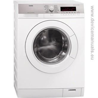 Aeg waschmaschine gebrauchsanweisung