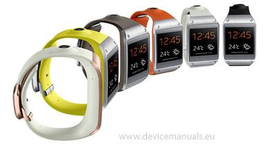 Armband Samsung galaxy gear