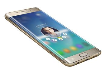 Samsung S6+