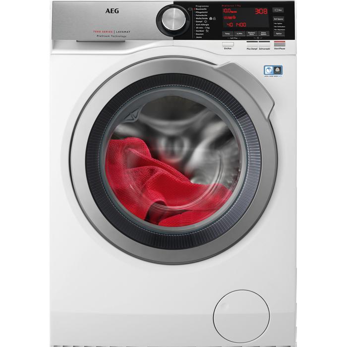 Waschmaschine Aeg L7fe86404 Benutzerhandbuch Devicemanuals