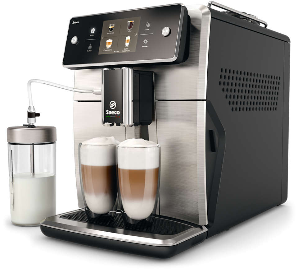 Kaffeevollautomat hilips Saeco Xelsis