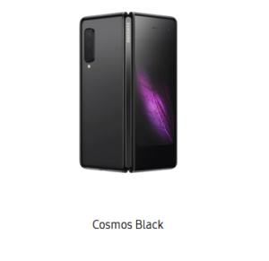 Galaxy cosmos black