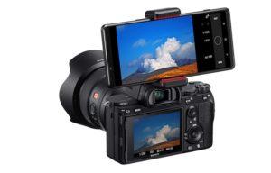Im Einklang mit den Kameras der α Serie von Sony