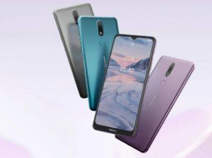 Nokia 2.4 farben