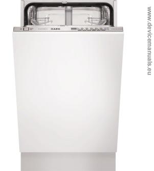 f78400vi0p aeg lave vaisselle manuel de l utilisateur mode d 39 emploi devicemanuals. Black Bedroom Furniture Sets. Home Design Ideas
