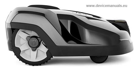 automower husqvarna 320 330x manuel de l utilisateur mode d 39 emploi devicemanuals. Black Bedroom Furniture Sets. Home Design Ideas
