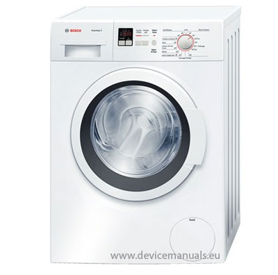Bosch WLO24160FF
