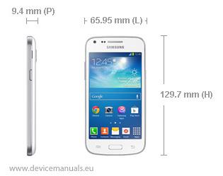 Samsung Glalyxy Core Plus