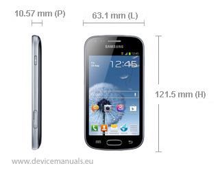 Samsung galaxy trend mode d 39 emploi devicemanuals - Samsung galaxy trend lite mode d emploi ...