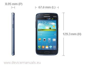 Galaxy Core Dual Sim