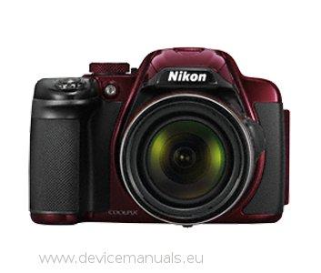 Nikon Coolpix-p520