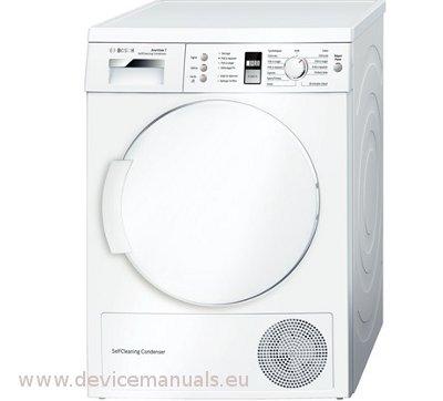Bosch WTW84381FF