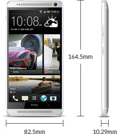 Smartphone HTC One Max