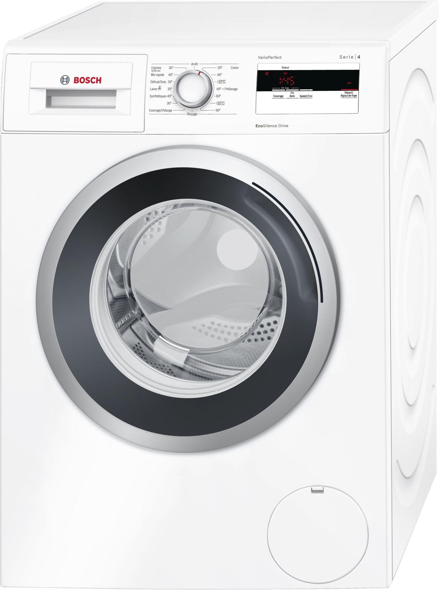 Bosch WAN28066FF