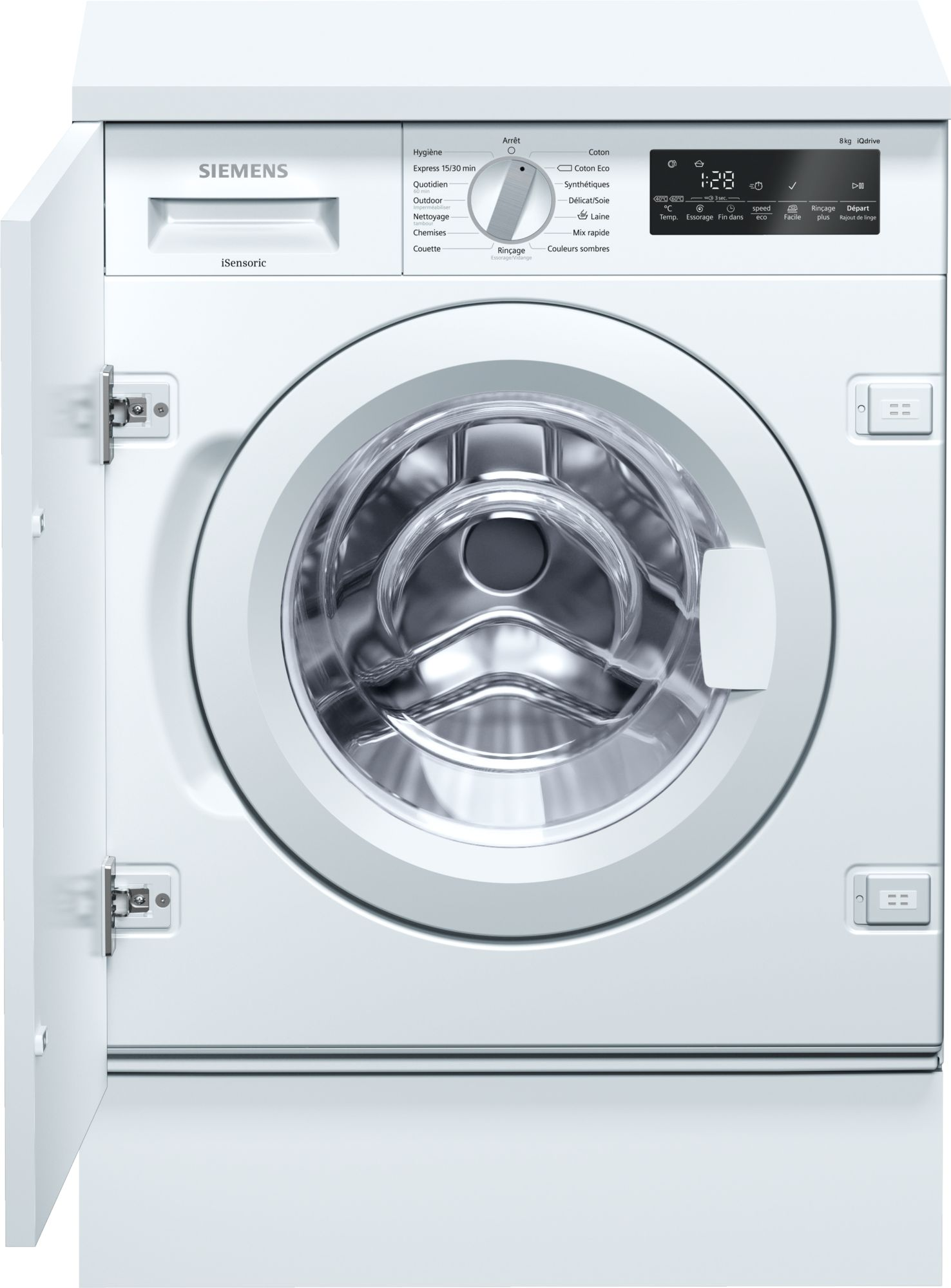 Siemens WI14W540FF
