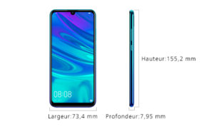 DIMENSIONS Huawei p smart 2019