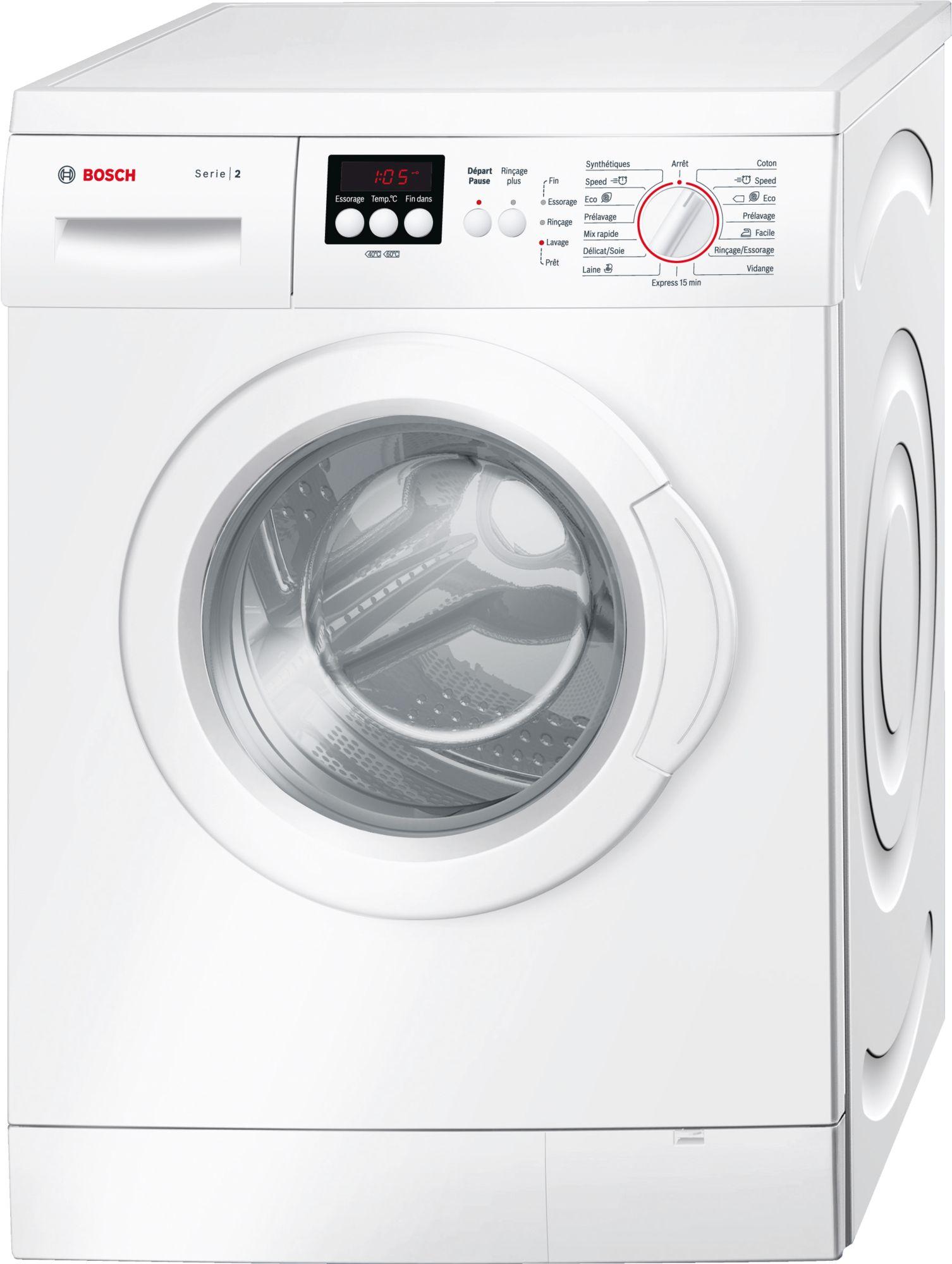 Bosch WAE28217FF