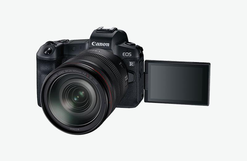Camera Canon EOS R