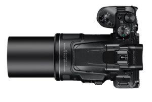 Nikon Coolpix P950 top