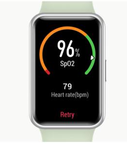 Huawei Watch SPO2