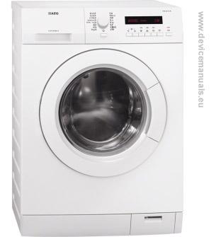 инструкцию по стиральной машинке aeg на 6 кг