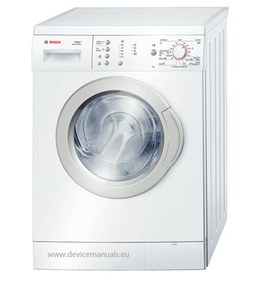 Bosch WAE16164OE
