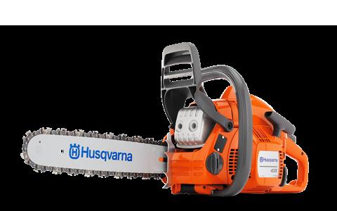 Chainsaw Husqvarna 435 435e 440e   User manual – Devicemanuals