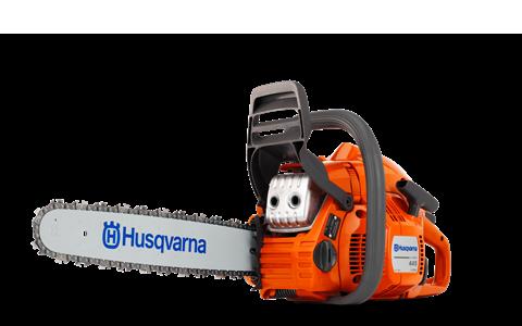 Husqvarna Operators Manual Chainsaw 445 445e 450e User Manual