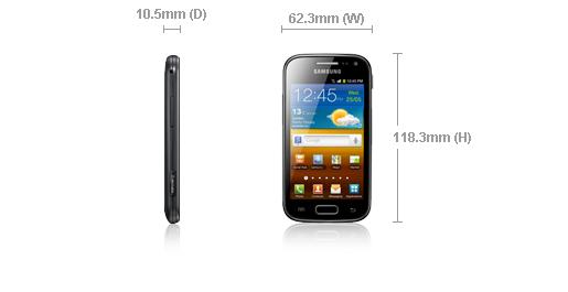 Samsung Galaxy Ace 2 I8160 Firmwares