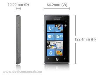samsung omnia 7 gt i8700 user manual user manual devicemanuals rh devicemanuals eu Toshiba Aplio User Manual KS-BTA200 Manual