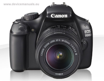 Canon Eos 1100d Manual For Digital Interchangeable Lens Cameras