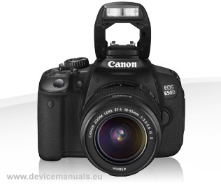 canon eos 650d digital interchangeable lens cameras user manual rh devicemanuals eu canon eos 650d user manual canon eos 650d user manual