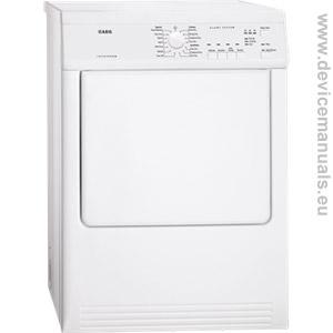 aeg elektrolux user manual devicemanuals rh devicemanuals eu electrolux condenser dryer edc47130w manual Electrolux Gas Dryer Manual