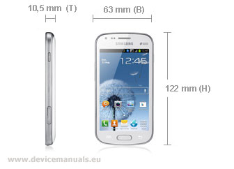 GT-S7562 Samsung Galaxy S DUOS user manual | User manual – Devicemanuals