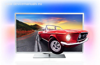 Philips 46PFL9707S TV