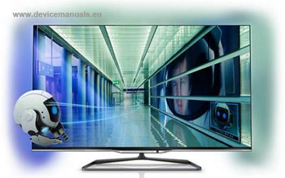 philips 7000 series 47pfl7008 3d ultra slim smart led tv user rh devicemanuals eu Philips TV 65 manual tv philips led 42