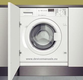 wi14s440gb siemens washing machine iq 500 user manual user rh devicemanuals eu Siemens Washer Siemens Washer Dryer Whirlpool Siemens Washer Problems