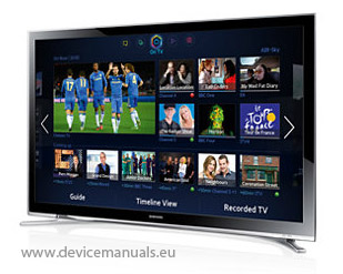 tv user manual devicemanuals rh devicemanuals eu samsung hdtv manual cannot select wide fit samsung hdtv manual for a un50mu6070