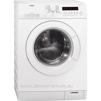 washing machine AEG L75270FL