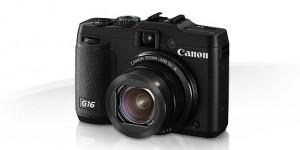 Canon PoweShot G16