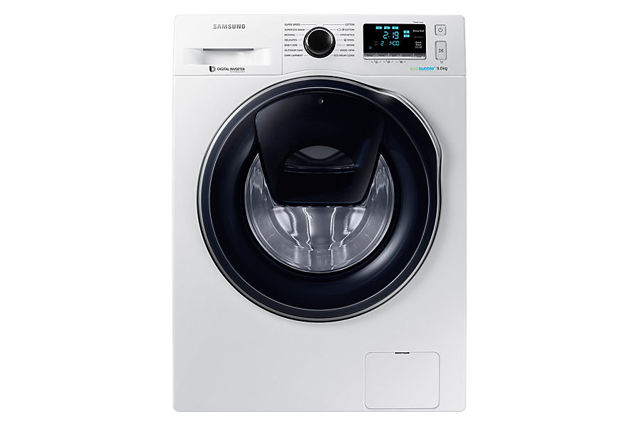 Washing Machine Samsung Ww80k6610qw User Manual