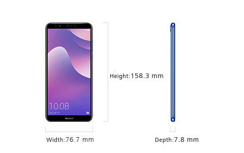 Huawei Y7 2018   User manual – Devicemanuals