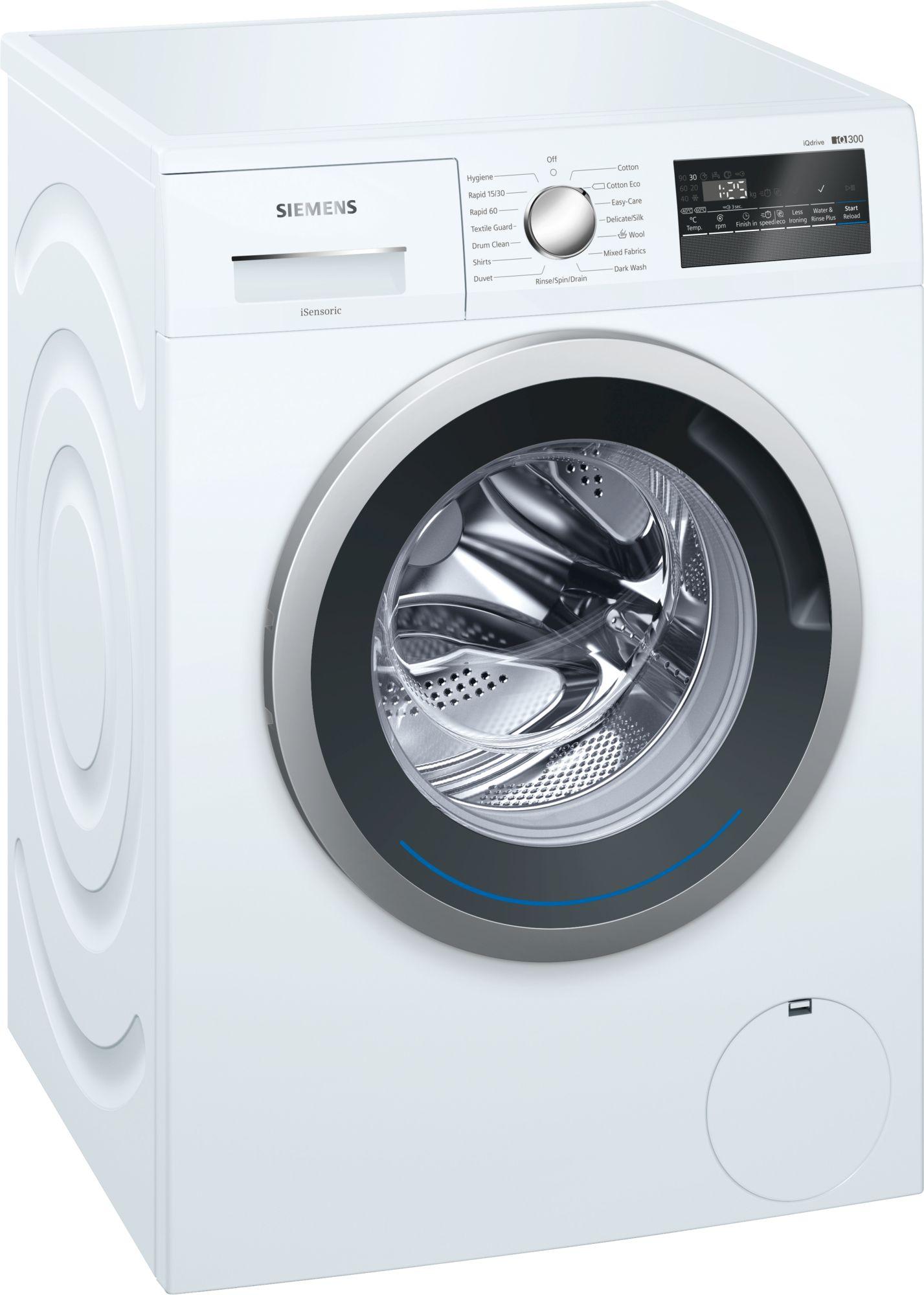 Siemens WM14N201GB - IQ300
