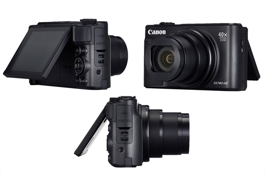 Canon Powershot Sx740 Hs User Guide