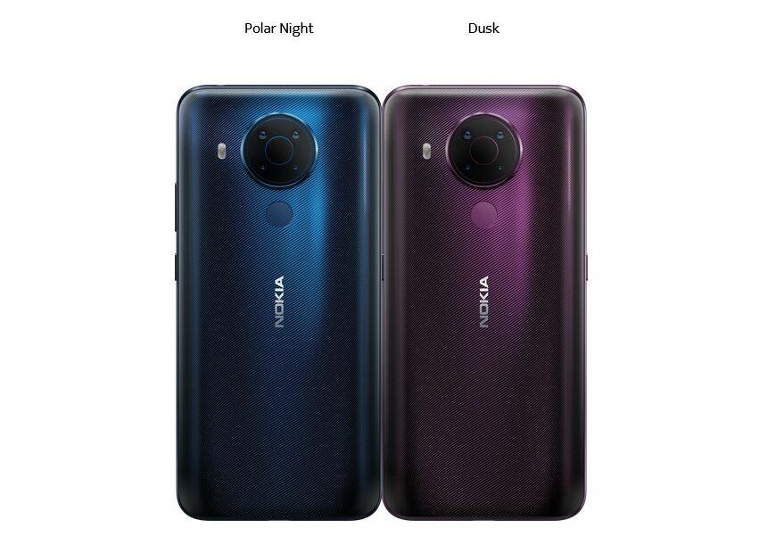 Colors: Polar Night & Dusk